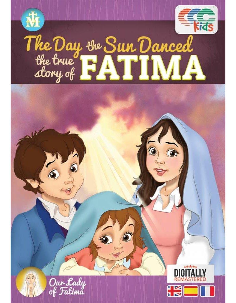Ignatius Press The Day the Sun Danced the True Story of Fatima