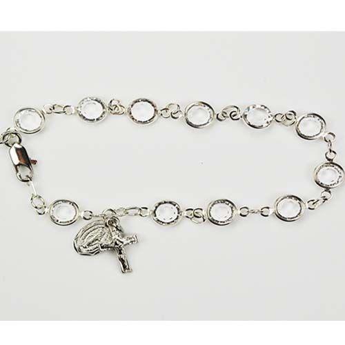 "McVan 7 1/2"" Crystal Bracelet"