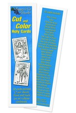 Nippert & Co. Artworks Cut and Color Holy Cards
