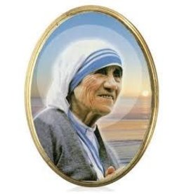 Lumen Mundi St. Teresa of Calcutta Oval Plaque