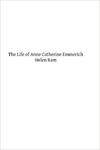 Spring Arbor The Life of Anne Catherine Emmerich