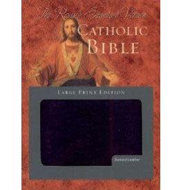 Scepter Publishers Large Print Catholic Bible (RSV Catholic)