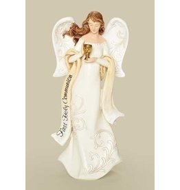 "Roman, Inc 7.5"" Communion Angel Figurine"