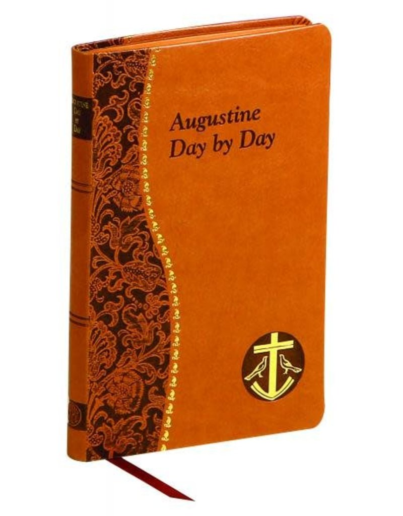 Catholic Book Publishing Corp Augustine Day By Day