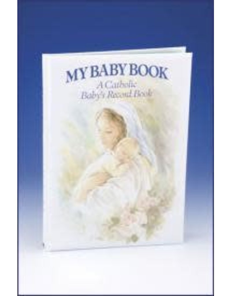 Catholic Book Publishing Corp My Baby Book: A Catholic Baby's Record Book
