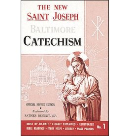 Catholic Book Publishing Corp The New Saint Joseph Baltimore Catechism, No.1
