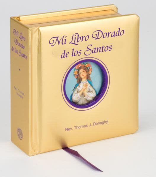 Catholic Book Publishing Corp Mi Libro Dorado de los Santos