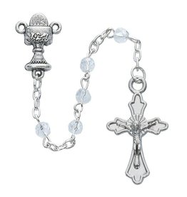 McVan 4mm Crystal Communion Rosary