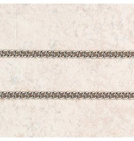 """McVan 30"""" Stainless Steel Chain (No Clasp)"""