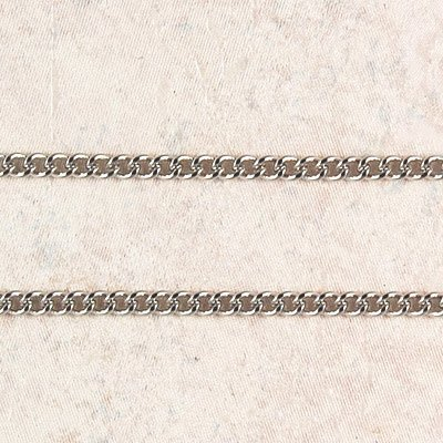 """McVan 27"""" Stainless Steel Chain (No Clasp)"""