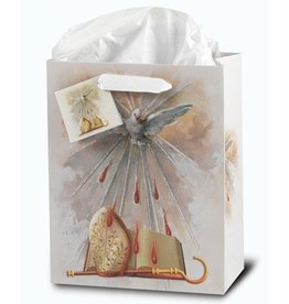 WJ Hirten Medium Holy Spirit Confirmation Gift Bag