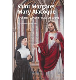 Pauline Books & Publishing Saint Margaret Mary Alacoque and the Sacred Heart of Jesus