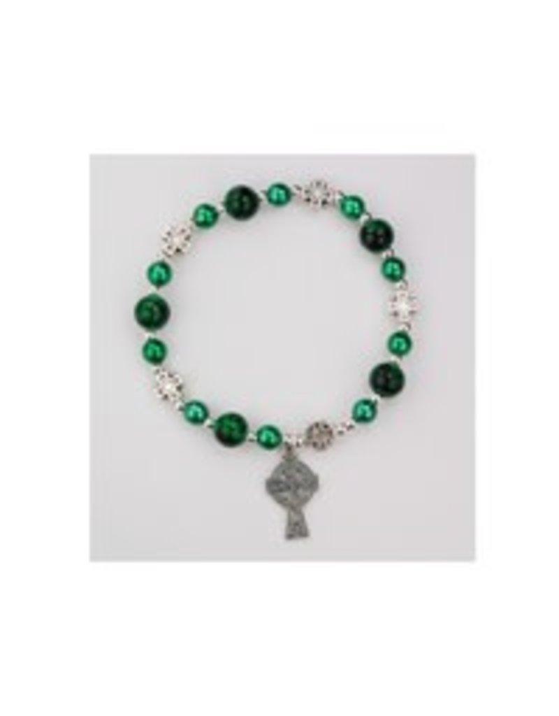 McVan Celtic Stretch Bracelet