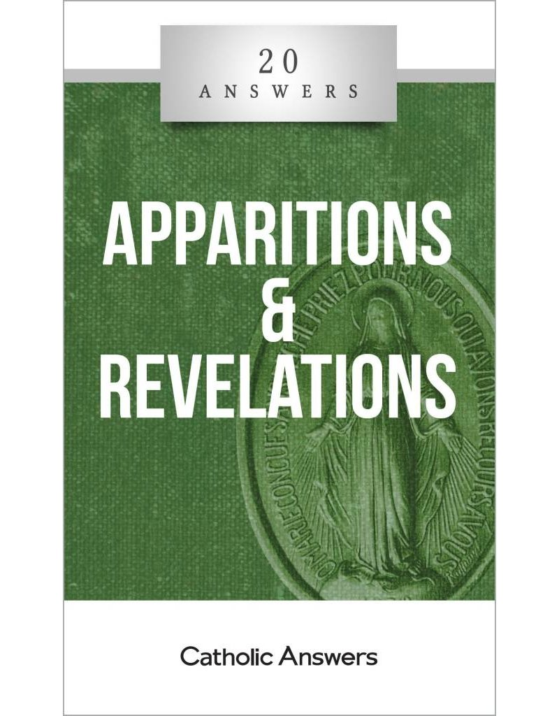 Catholic Answers 20 Answers
