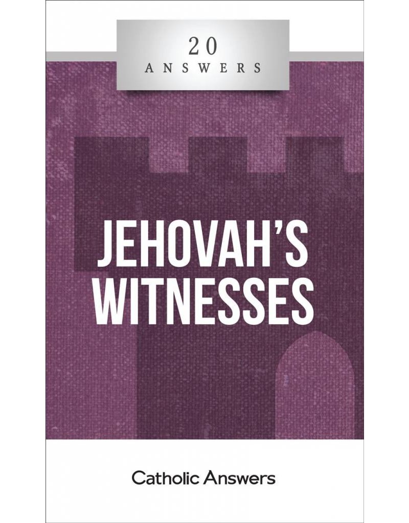 Catholic Answers 20 Answers