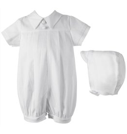 Lauren Madison Boy's Baptism Clothing Set [1437]