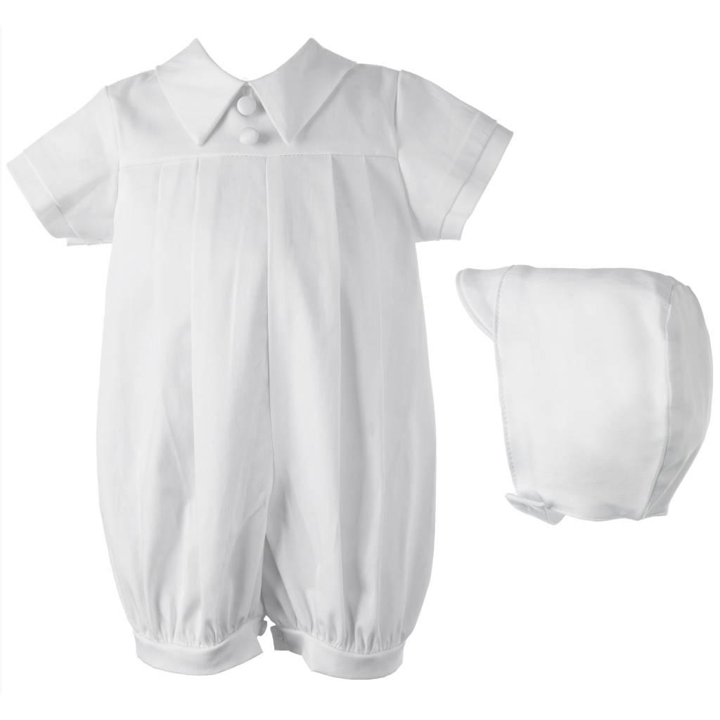 Lauren Madison Boy's Baptism Clothing Set [1437]