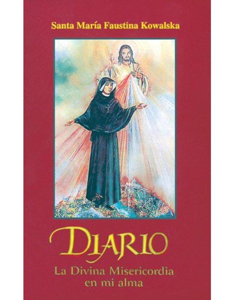 Marian Press Diario de Santa Maria Faustina Kowalska (Diary of Saint Maria Faustina Kowalska) (Compact Edition)