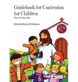Sinag-Tala Publishers Guidebook for Confession for Children