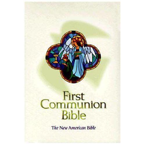 Catholic Book Publishing Corp First Holy Communion Bible - Blue