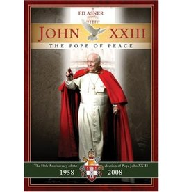 Ignatius Press John XXIII The Pope of Peace DVD