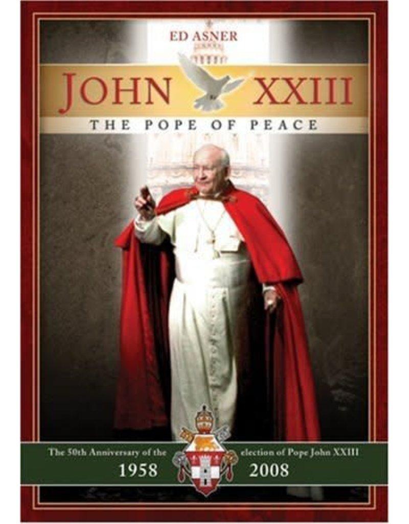 Ignatius Press John XXIII The Pope of Peace DVD