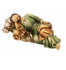 "WJ Hirten 4"" Statue with Prayer Card"