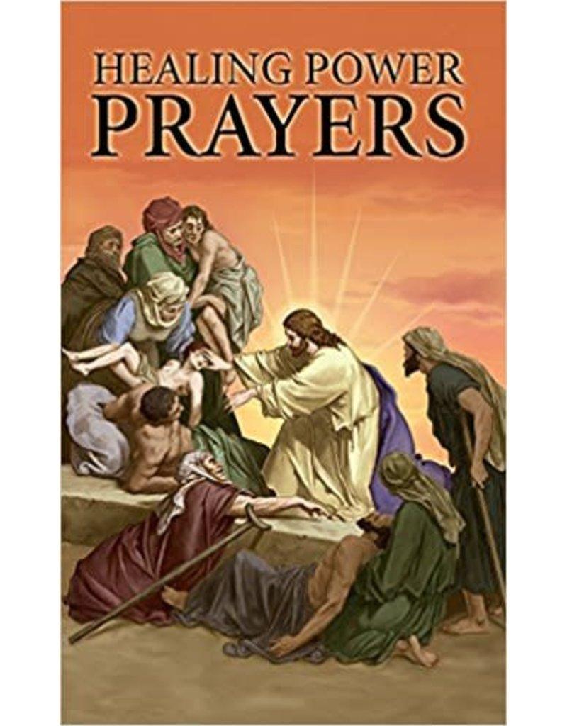 Valentine Publishing House Healing Power Prayers