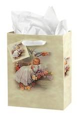 WJ Hirten Small Baptism Gift Bag Small