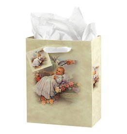 WJ Hirten Small Baptism Gift Bag