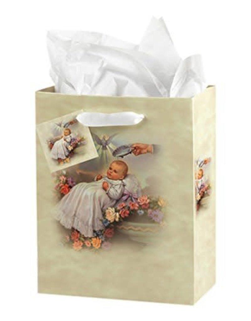WJ Hirten Small Baptism Gift Bag