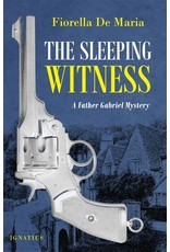 Ignatius Press The Sleeping Witness: A Father Gabriel Mystery