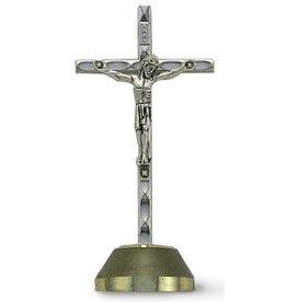 HJ Sherman Metal Auto Crucifix