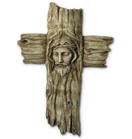 """HJ Sherman 17"""" Head of Jesus Cross"""