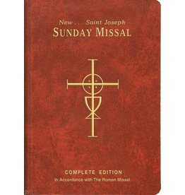 Catholic Book Publishing Corp St. Joseph Sunday Missal: Complete Edition In Accordance with The Roman Missal