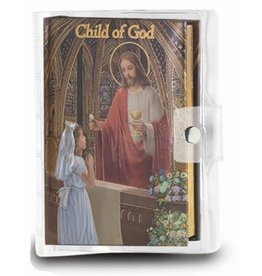 WJ Hirten Child of God First Communion Mass Set (Girl) Cathedral Edition