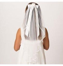 "Roman, Inc 25"" Long Charlotte First Communion Veil"
