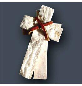 Holy Land Stone Comfort Cross®