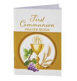 Christian Brands First Communion Prayer Booklet