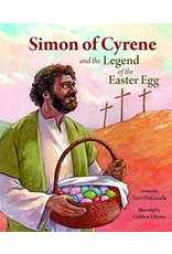 Pauline Books & Publishing Simon of Cyrene and the Legend of the Easter Egg