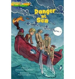 Pauline Books & Publishing Danger at Sea (Gospel Time Trekkers)