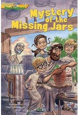 Pauline Books & Publishing The Mystery of the Missing Jars (Gospel Time Trekkers)