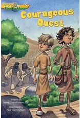 Pauline Books & Publishing Courageous Quest (Gospel Time Trekkers)