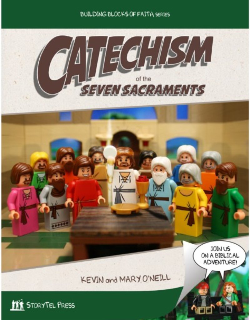StoryTel Press Catechism of the Seven Sacraments
