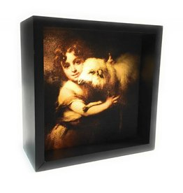Simply Catholic Night Light Box John Baptist Murillo LED Lights