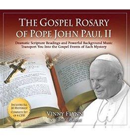 MercySong Gospel Rosary of Pope John Paul II CD Set