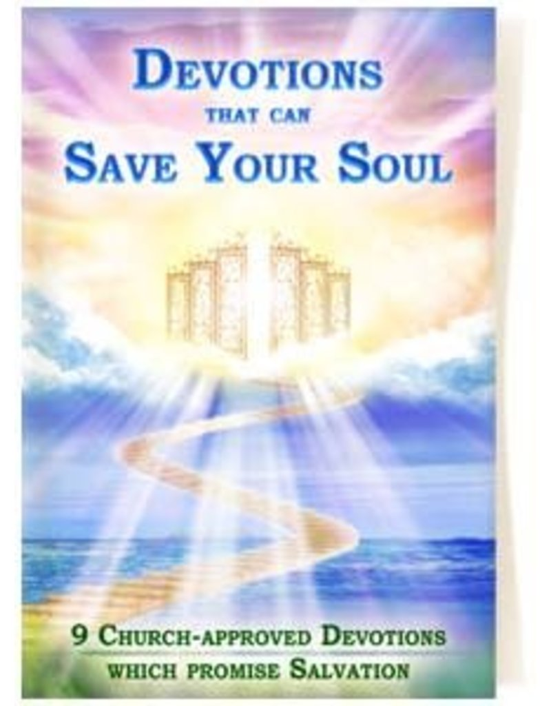 Holy Family Press Devotions That Can Save Your Soul