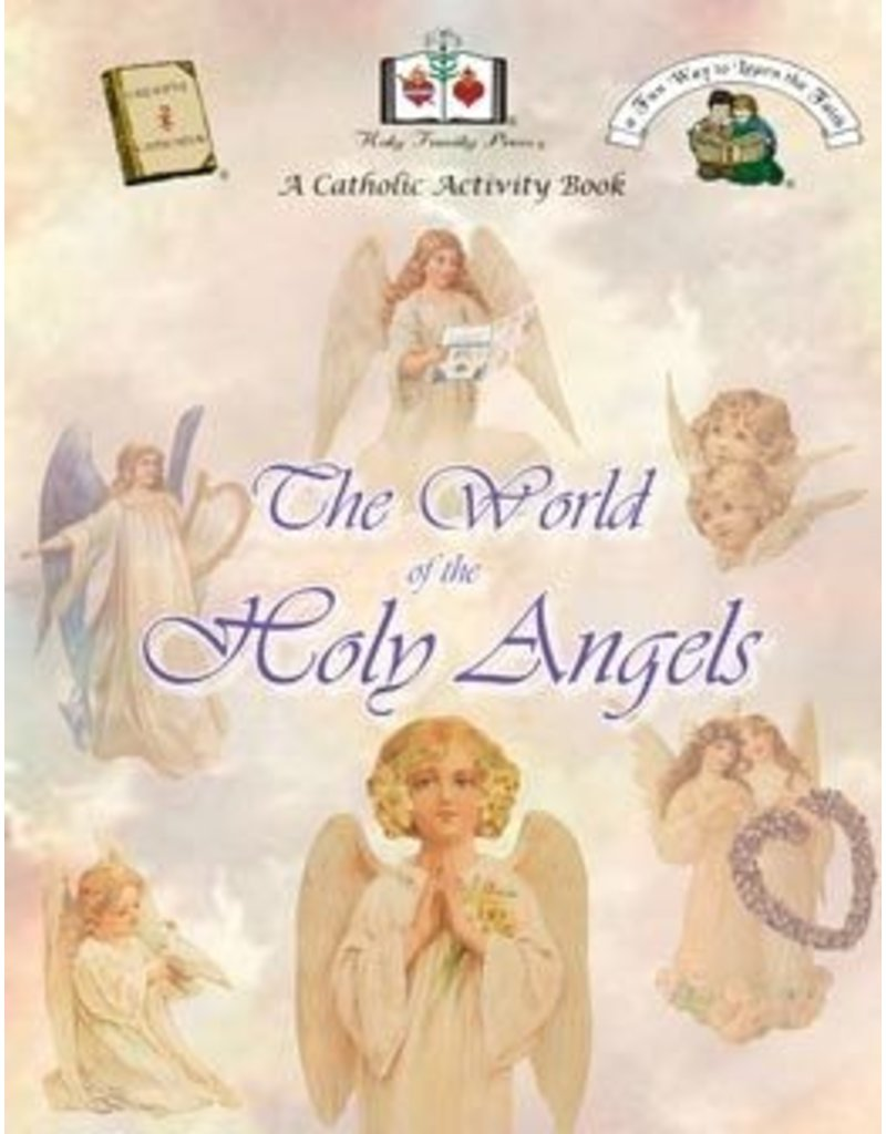 Holy Family Press World of Holy Angels