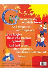 "Paraclete Press 8.5"" x 11"" Laminated Lord's Prayer Card"