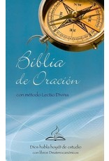 American Bible Society Biblia de Oracion: con metodo Lectio Devina  (Spanish Edition Of Catholic Bible-VP: Lectio Devina Method)